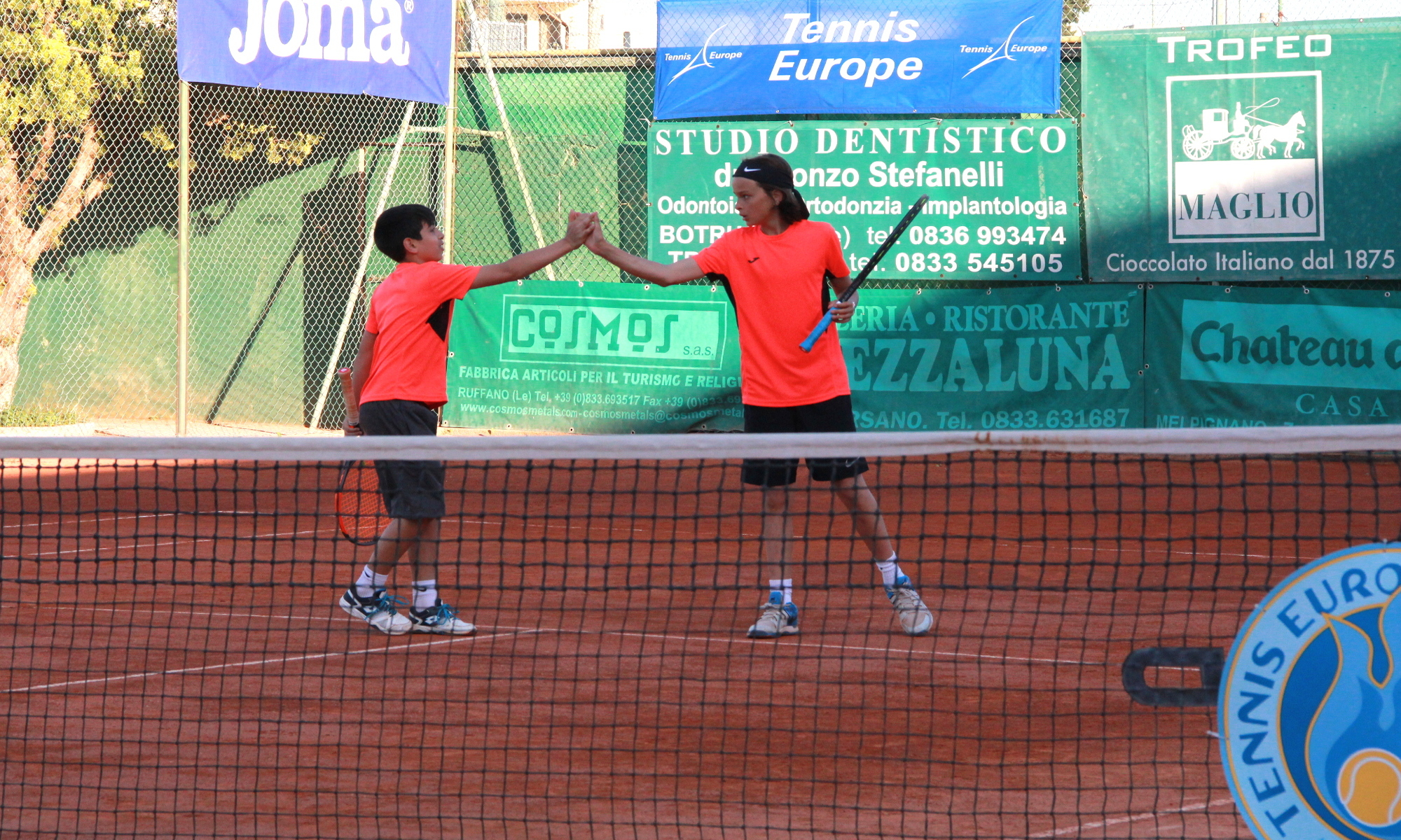 Trofeo Maglio - Torneo Internazionale Tennis - International Tennis Tournament Under 12 (网球国际赛12岁以下) - Circolo Tennis Maglie (Italy)