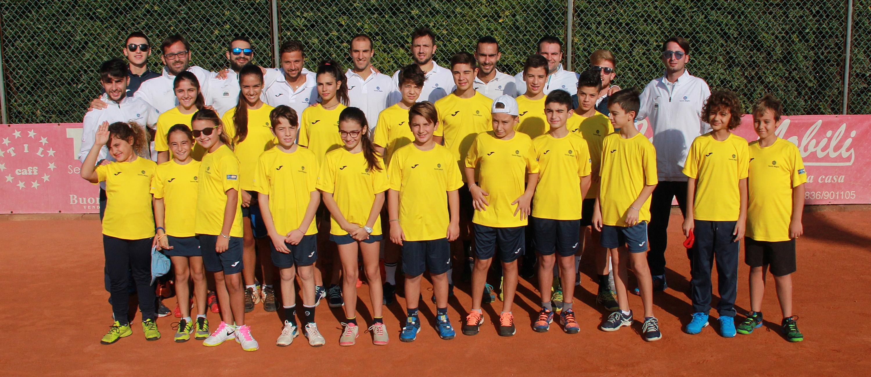 CT Maglie - Campionato serie A1 2017 - Scuola Avviamento Tennis - Benefici del tennis per i bambini la migliore palestra per l'infanzia Lecce Salento