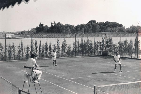 Circolo Tennis Maglie - Storia e dirigenza - History-Leadership