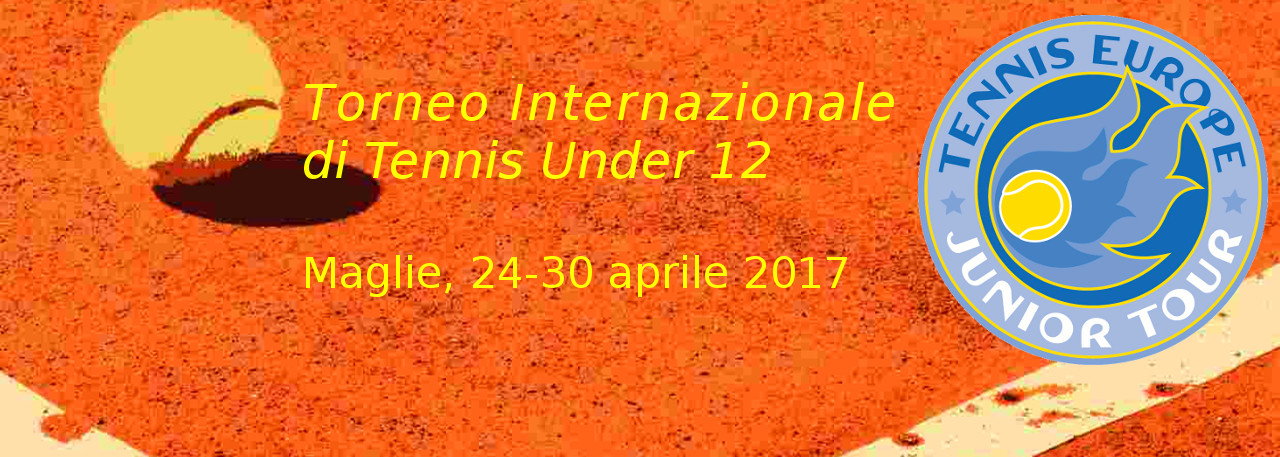 Torneo Internazionale di Tennis Under 12 boys and girls maschile e femminile