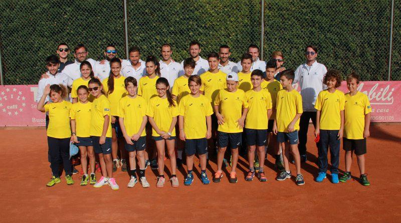 CT Maglie - Campionato serie A1 2017 - Scuola Avviamento Tennis - Benefici del tennis per i bambini