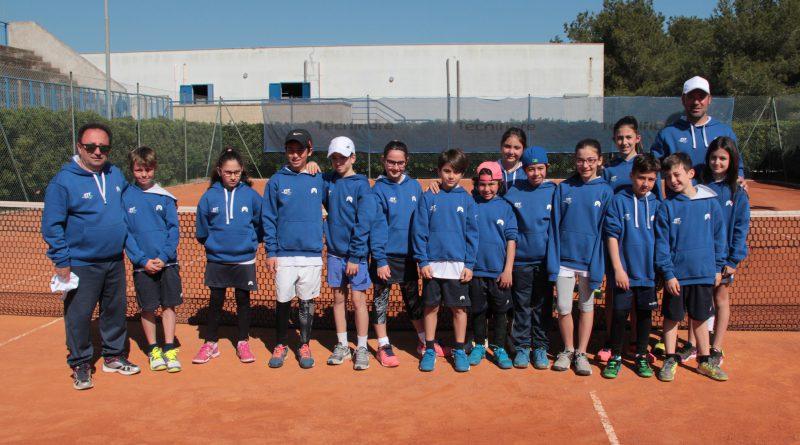 Coppa delle Province 2018 - squadra rappresentativa Lecce si qualifica per fase Macroarea - Circolo Tennis Maglie
