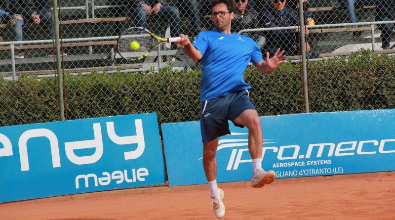 Vittorio Rubino CT Maglie