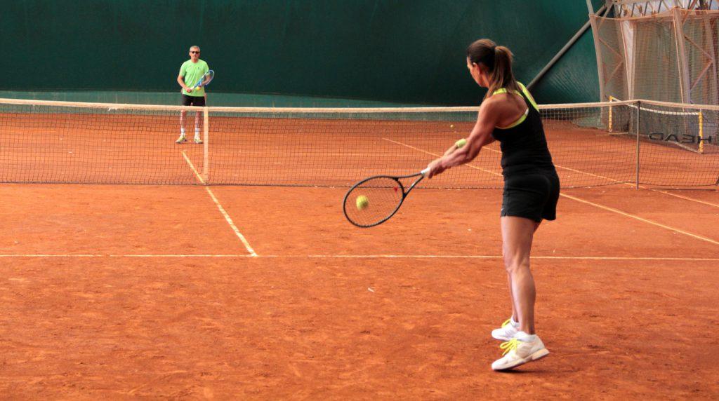 Circolo Tennis Maglie lezioni adulti