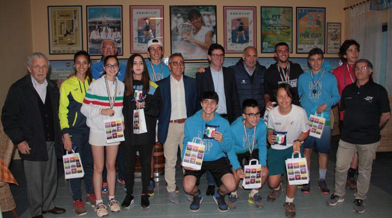 Tennis – Campionati Regionali Assoluti Juniores 2019