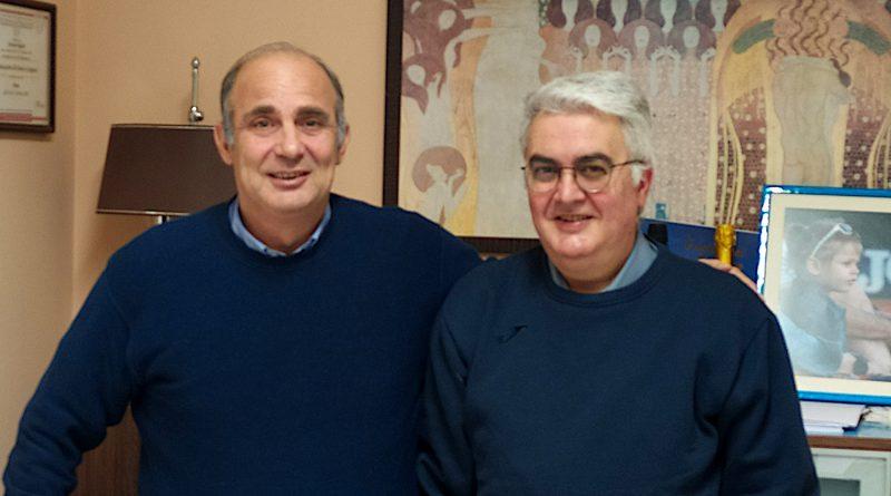 Antonio Baglivo e Fabio Massimo Conte