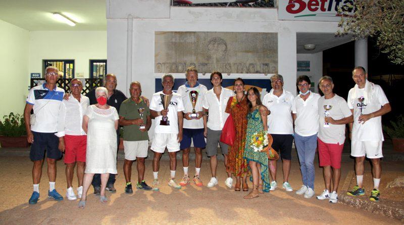 Torneo Canicola 2021 categorie Over memorial Riccardo Napoli